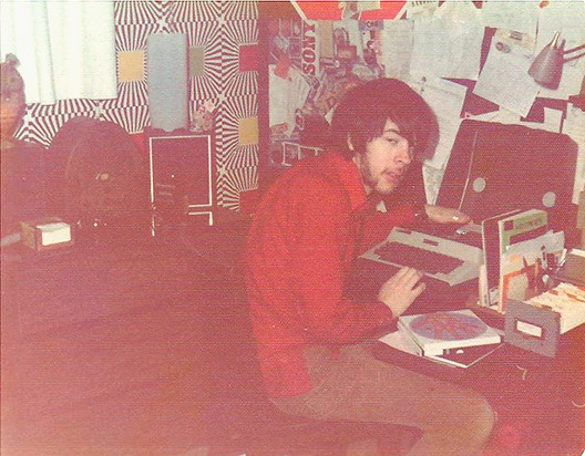 bob in brcs headquarters 1970s_____