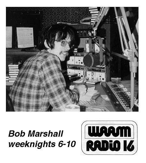 bob's waam marshall_____